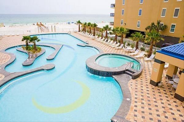 You WILL love the amenities - Crystal Tower Best amenities in Gulf Shores - Gulf Shores - rentals