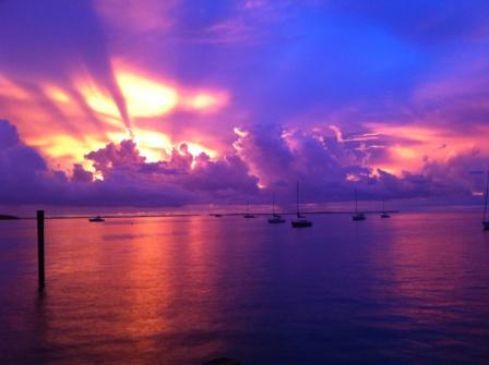 SunSet Water side Tiki Hut Key Largo Cottages, A Great day of rest & relaxation - FREE Kayaks, Fishing, Sail, Snorkel W/ Cottage! - Key Largo - rentals