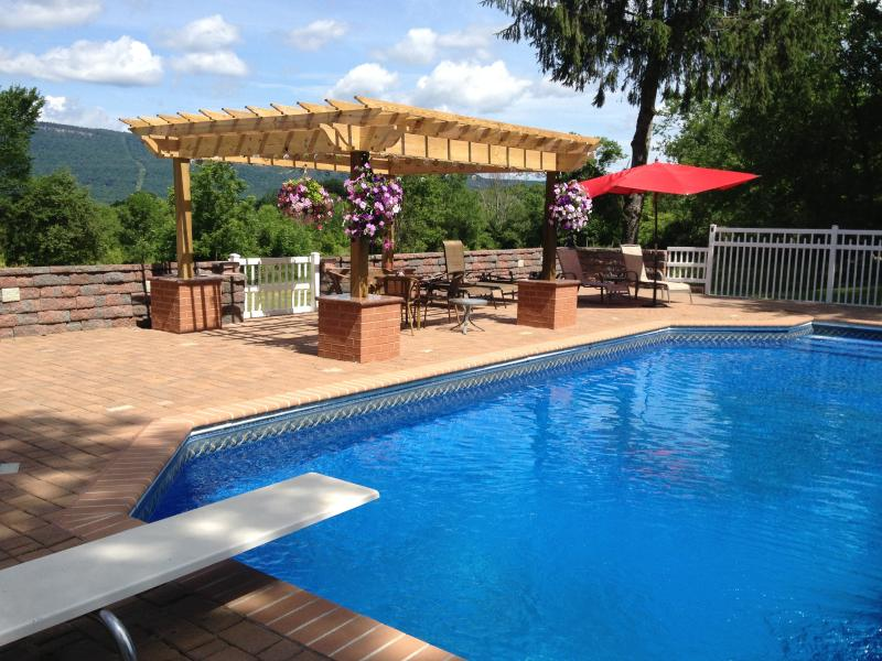 Pool - Mountain View Vacation Home Near Mohonk Preserv - Gardiner - rentals