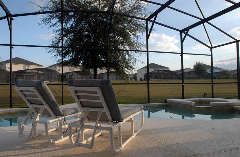 Swimming Pool - DEAL! Disney Home,5 Star Resort,7 BR,5.5 BA Villa - Four Corners - rentals