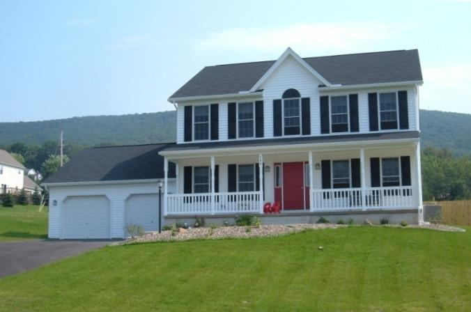 Outside - Home on Mount Nittany - State College - rentals
