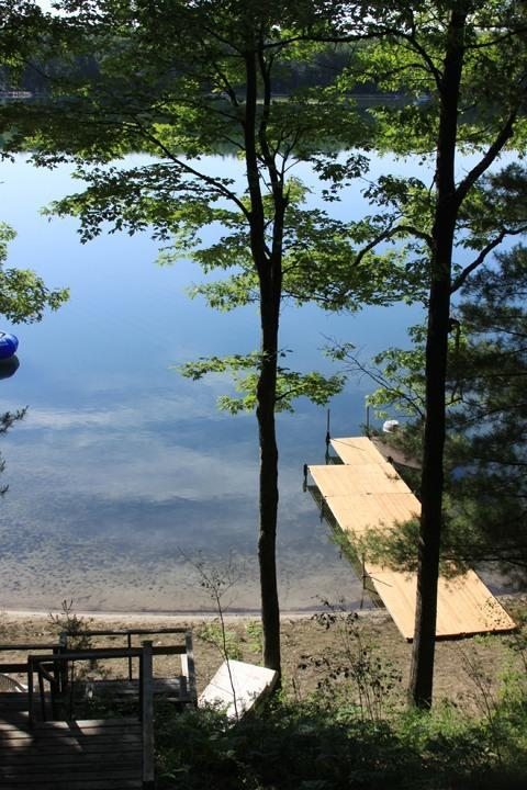 Lakefront cottage for rent sleeps multiple familes - Image 1 - Gaylord - rentals