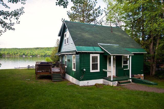 Lakefront - Vacation Rental House on Rangeley Lake - Rangeley - rentals