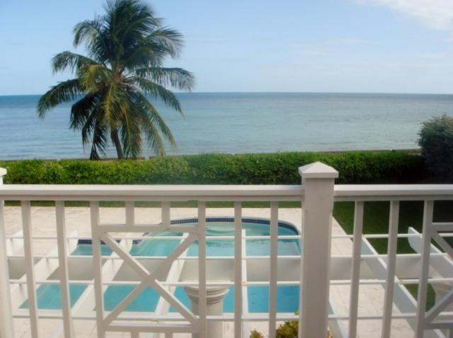 view from living room balcony - Townhouse at Ocean - Nassau - rentals