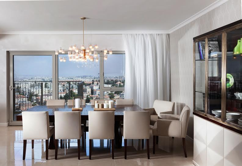 Dining Area - Spectacular 4 B Apartment in City Center Jerusalem - Jerusalem - rentals