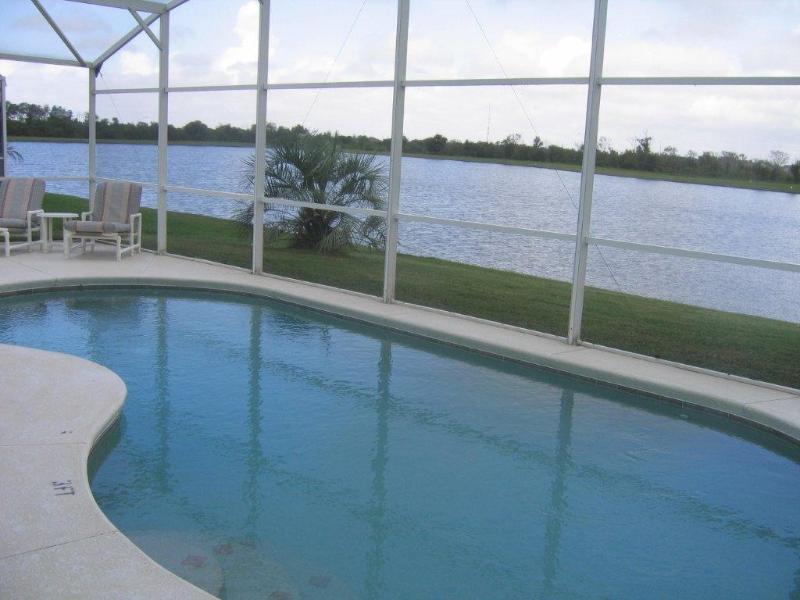 Private pool with lakeview - Canadian owned family home with pool and lakeview - Kissimmee - rentals
