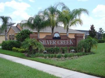 Community Entrance - New Luxury Villa Near Disney - Four Corners - rentals