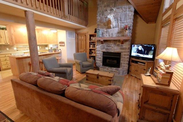 4 bedroom, 4 bath lodge at StoneBridge Resort - Image 1 - Branson - rentals