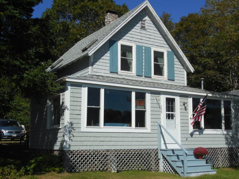 The Cottage. - Seasonal Oceanfront Cottage, Fabulous Views - Chamberlain - rentals