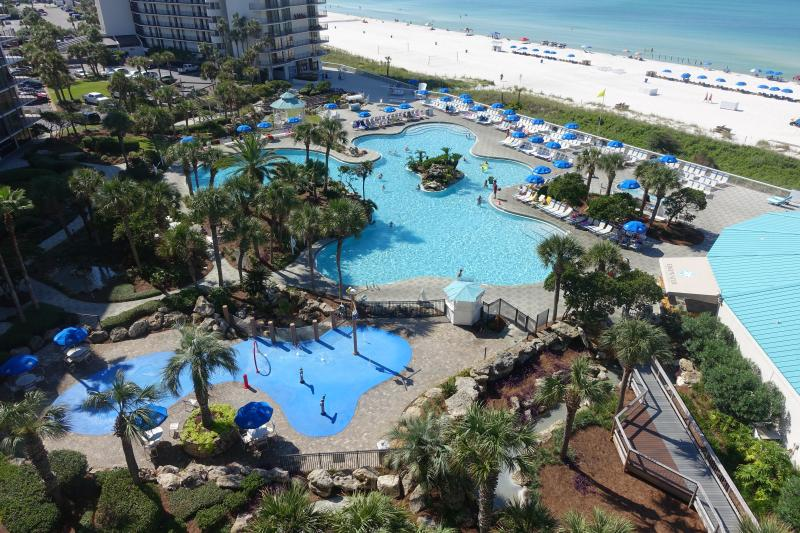 Our 2 bedroom/2bath at upscale resort - Image 1 - Panama City Beach - rentals