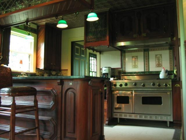 Kitchen - Beautiful historic home in downtown State College - State College - rentals