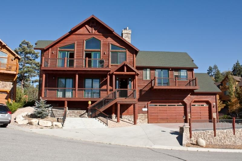 Luxury Lakeview Cabin - Image 1 - Big Bear Lake - rentals