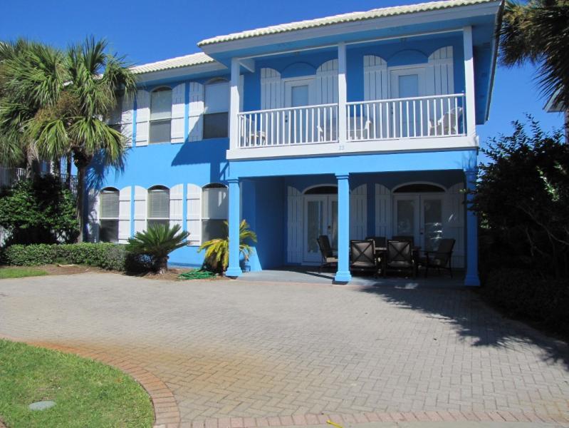 Bermuda - Bermuda*Walk to the Beach!*Nice upgrades*Pool view - Miramar Beach - rentals