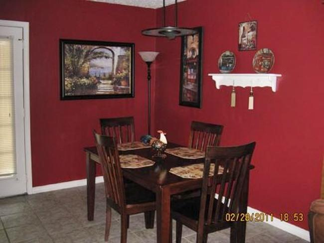 Dining Area - Gulf Highlands Beach Resort - Panama City Beach - rentals