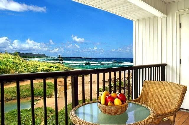 Lanai View - Kauai Beach Villas G6 Deluxe Oceanfront Property - Lihue - rentals