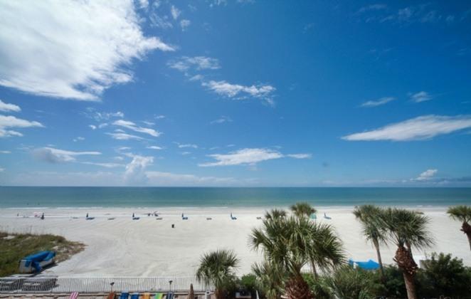 Sand Castle ll 405 - Image 1 - Indian Shores - rentals