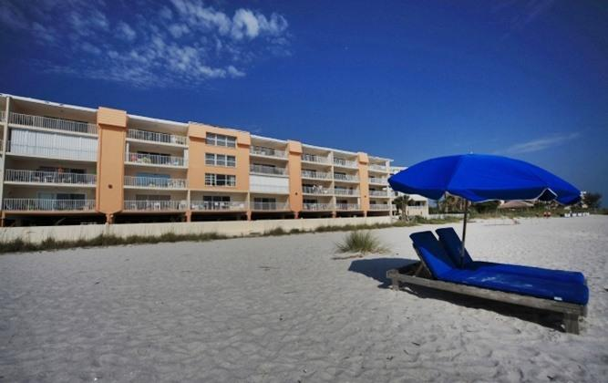 Holiday Villa II 310 - Image 1 - Indian Shores - rentals