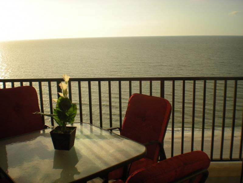 Beach front renovated.Watch the Dolphins go by ! - Image 1 - Marco Island - rentals