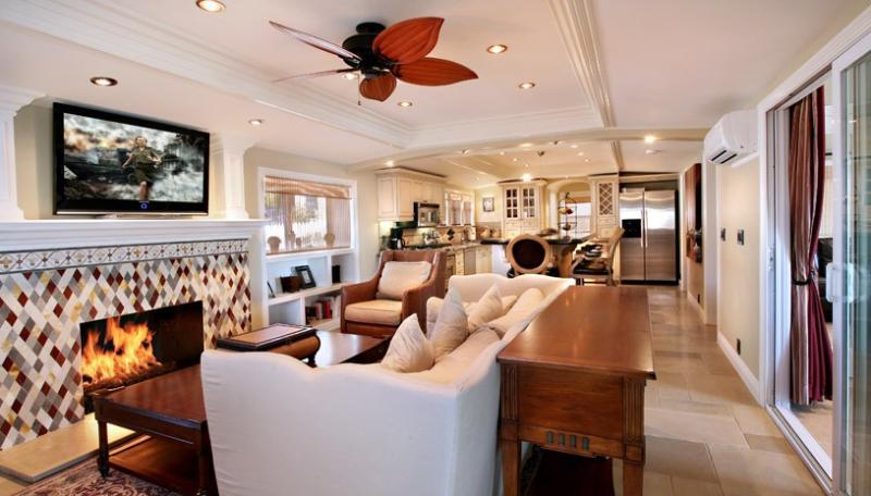 Living Room - Laguna Vista On Bluff Top Available - Laguna Beach - rentals