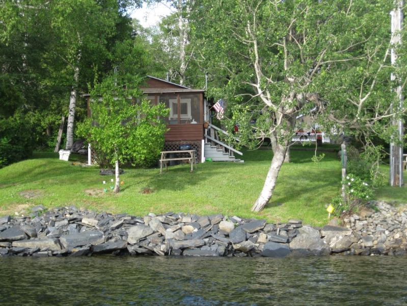 HAWKES' NEST WATERFRONT RENTAL ON MOOSEHEAD LAKE - Image 1 - Greenville - rentals