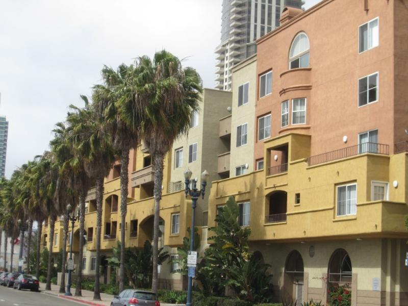 Downtown gas lamp, Bay view, walk everywhere - Image 1 - San Diego - rentals