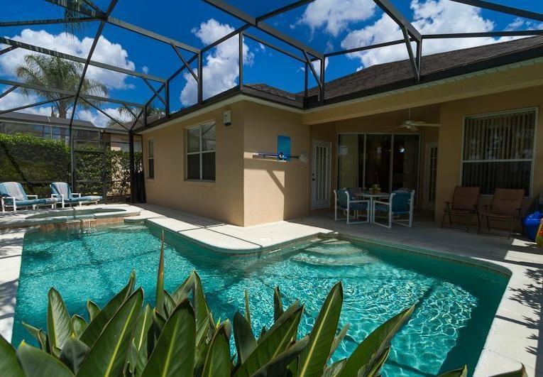 Butterfly Villa Orlando Disney Area - Image 1 - Davenport - rentals