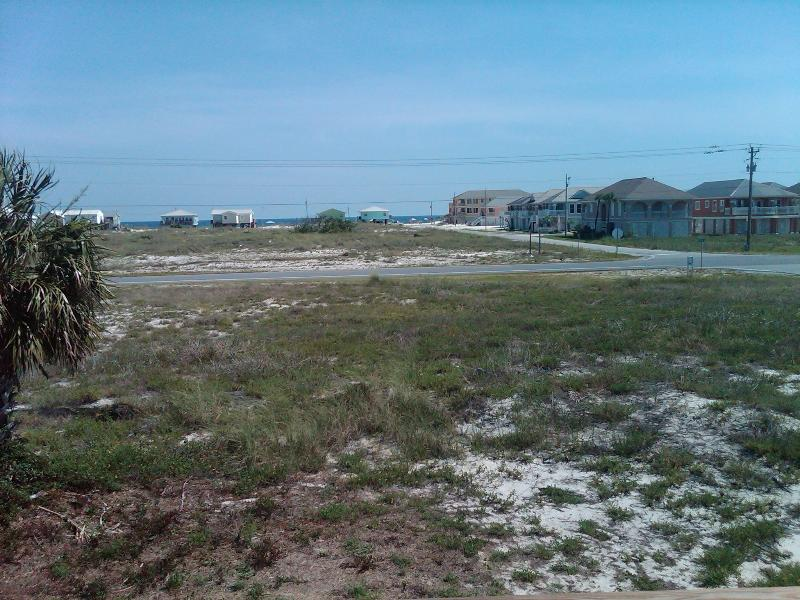View of Gulf of Mexico - Exactly what is seen from the front deck~ - By The Sea - 3 BR/2 BA - Gulf View/Bay View - Fort Morgan - rentals