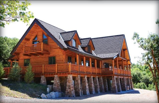 Luxurious Lodge in Central Utah - Image 1 - Fairview - rentals
