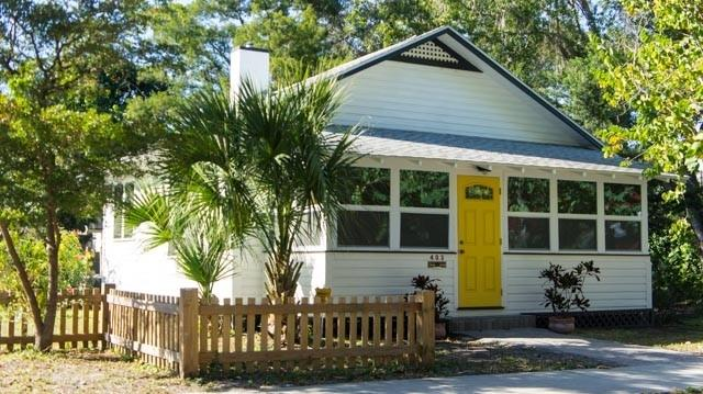 Delightful Downtown Sarasota cottage - Image 1 - Sarasota - rentals