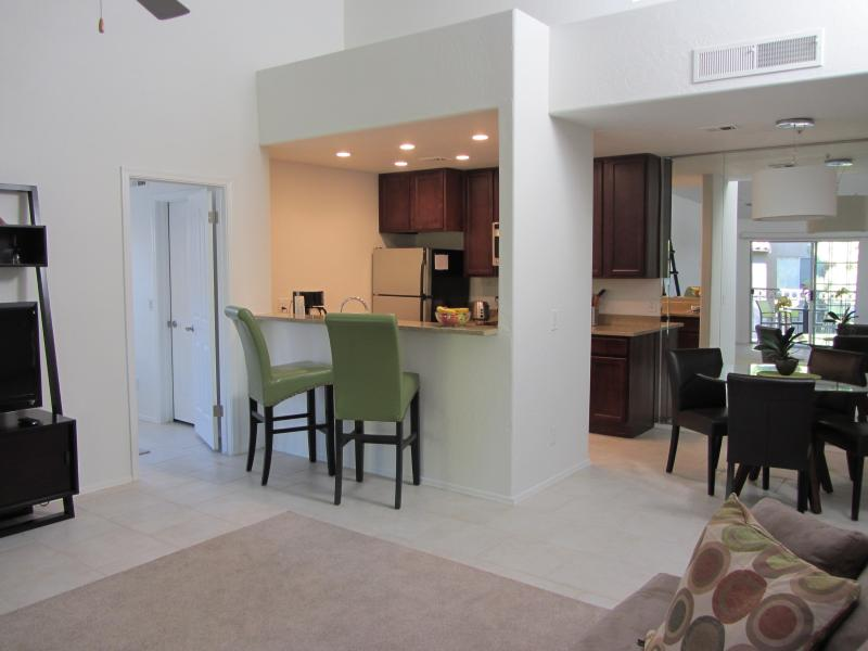 kitchen and dining - North Scottsdale Paradise - Scottsdale - rentals