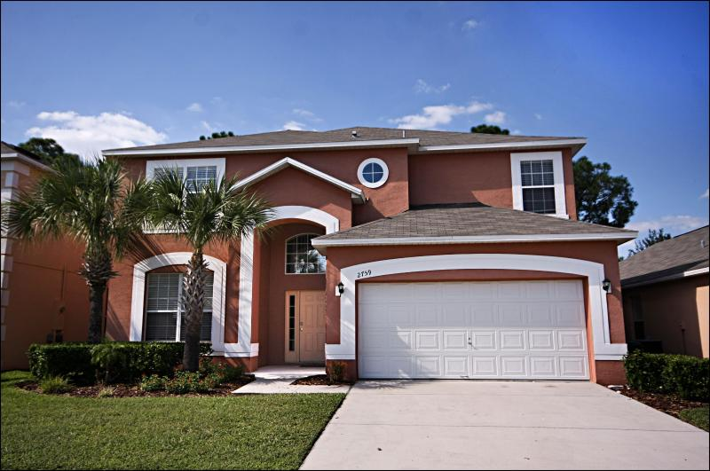 Front Door - Snow White Castle, 7 bedrooms, 3 miles to Disney! - Four Corners - rentals