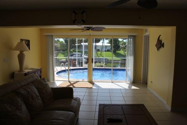 Sailboat Gulf Access, Heated Pool, Great View!! - Image 1 - Cape Coral - rentals