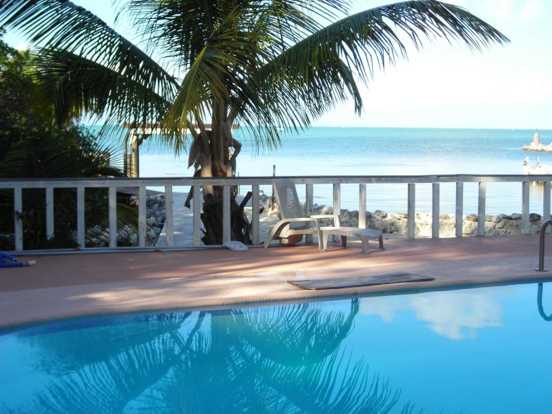 Gulf Front Home - Great Boating Access!! - Image 1 - Marathon - rentals