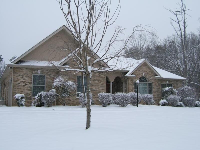 Winter View - 4200 sq. ft. home on the Tennessee River - Lenoir City - rentals