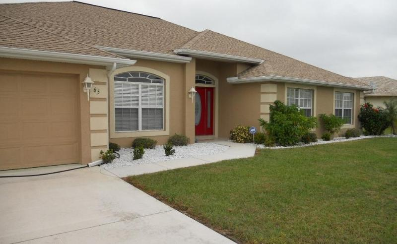 Royal Palm Villa - Luxury Home with Heated Salt Water Pool and Spa - Punta Gorda - rentals
