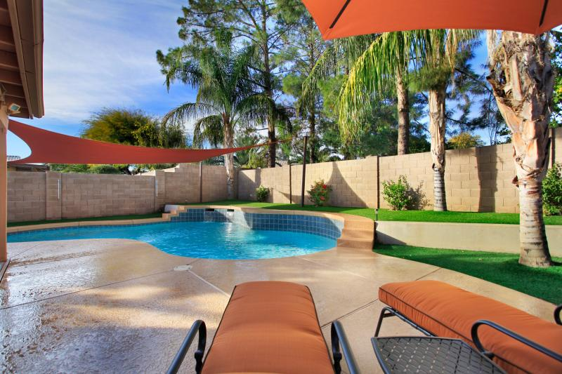 Kierland Home- Backyard with Gazebo & heated pool - Image 1 - Scottsdale - rentals