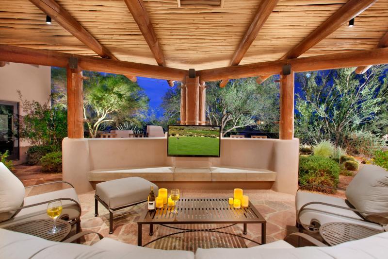 Award winning house - Great Mountain Views - Image 1 - Carefree - rentals