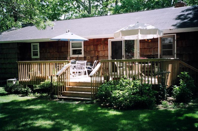 Hamptons Summer Cottage - 1-week minimum - Image 1 - East Hampton - rentals