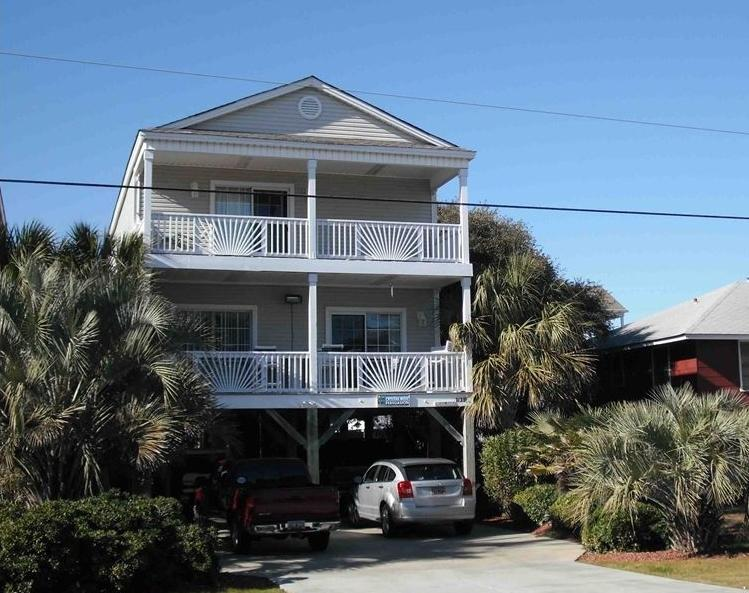 Crystal Blue Persuasion - Seconds to the Beach - Private Pool- Crystal Blue - Surfside Beach - rentals