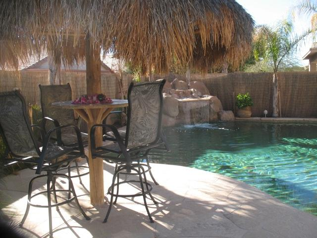 Tiki Hut - Lovely Island Paradise in the Desert - Surprise - rentals