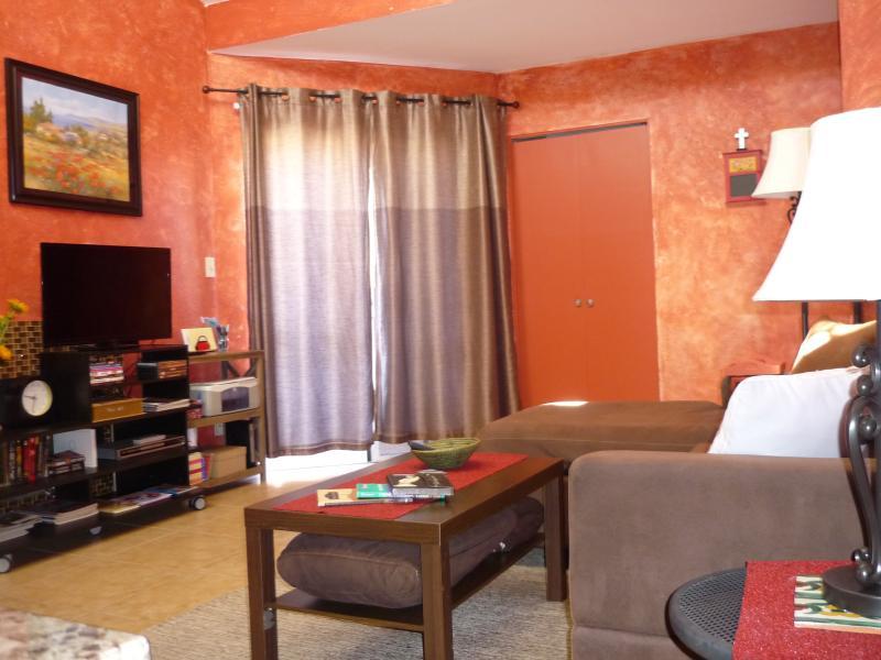 The living room - ARIZONA/TUCSON vacation winter rental - Tucson - rentals