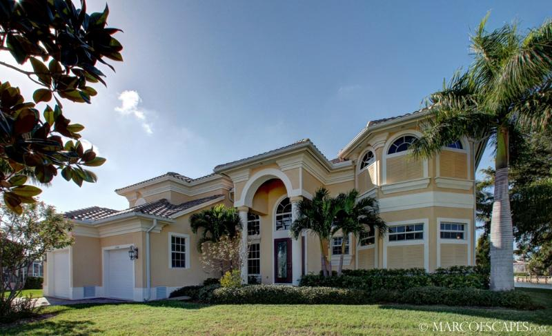 WATERFALL COURT of MARCO - South Exposure Estate! - Image 1 - Marco Island - rentals