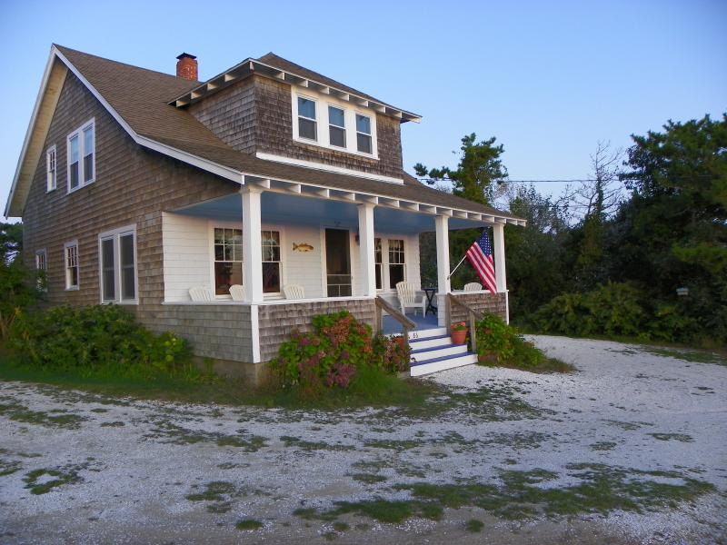The Big House  86 Samoset Ave - The Holmstead, WATERVIEW - Wellfleet - rentals