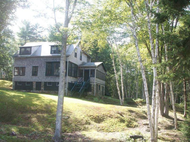 Birdhouse View on Westport Island, Maine - Victorian Cottage on Westport Island - Wiscasset - rentals