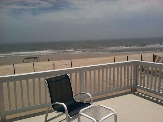 VIEW!!!!!! - LBI Oceanfront Home For Rent Right on the Beach - Long Beach Township - rentals