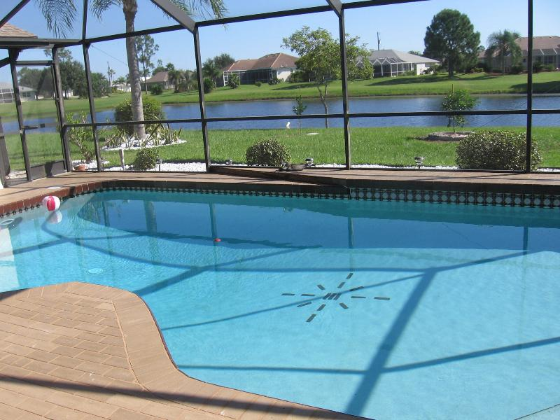 Welcome to our Villa Mona lisa at the Lake in Punta Gorda Florida - Exclusiv newly established Villa at the Lakefront - Punta Gorda - rentals