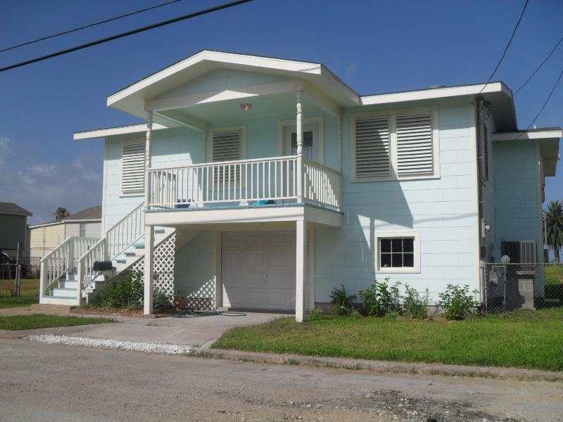 Front View - Escape to Darlene's Vation Rentals - Galveston Island - rentals