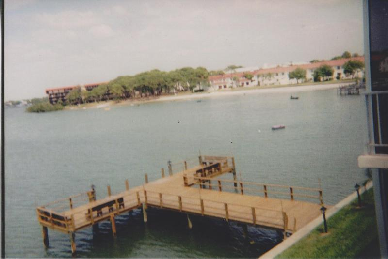 Relax with a fishing pole or a glass of wine - Water Front Gulf Coast Condo Complex - Dunedin - rentals