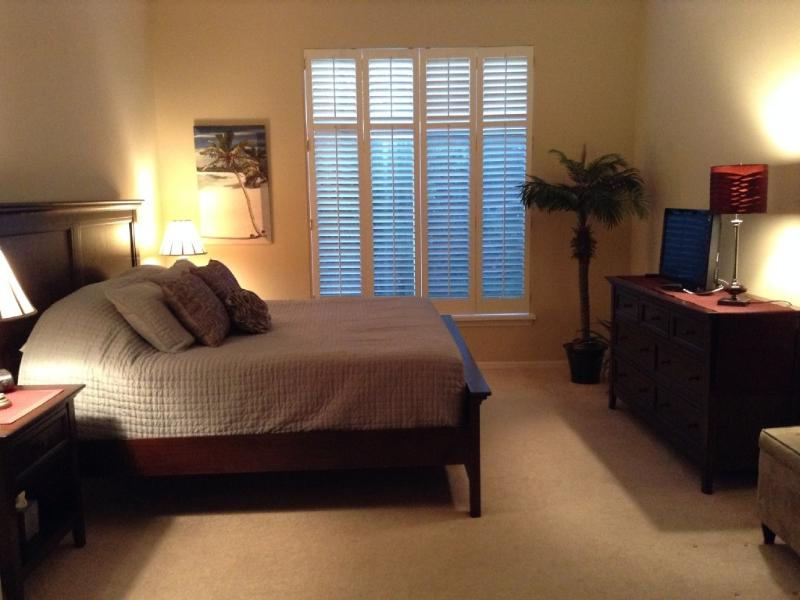 Master Bedroom - Monthly Rentals Available at Sea Oaks!!! - Vero Beach - rentals
