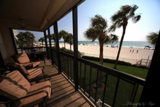 Sand Castle III 201 - Image 1 - Indian Shores - rentals